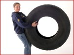 (Diameter: 44 inches; Depth: 15 inches; Weight: 32.6 Lbs).