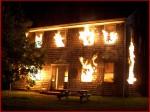 "House Burn from ""Frank the Bastard"""